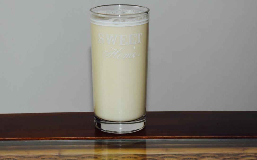 lait d'amandes