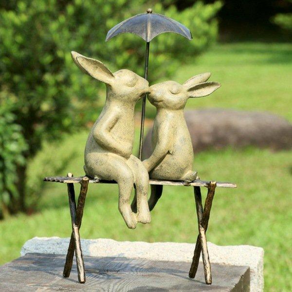 decoration-exterieure-de-jardin-figurines-lapin1