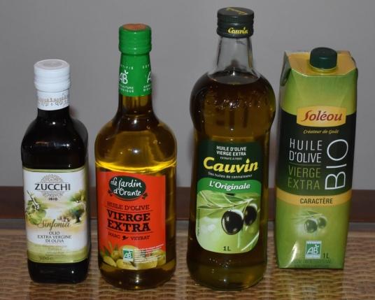 huile olives
